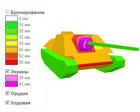 ПТ-САУ СУ-85 или каратель в