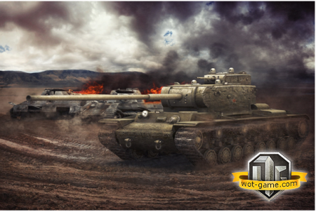 �� - 4 ����� � World of Tanks