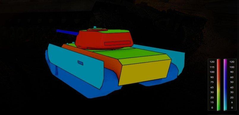 Танки в разработке: Т-44-100