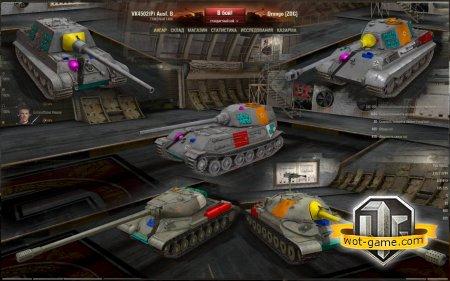 Механика пробития танков