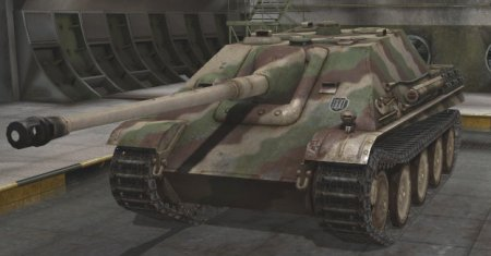 Jagdpanther в World of Tanks
