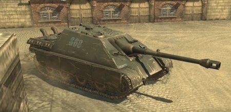 Jagdpanther в World of Tanks