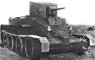 История танка БТ-2