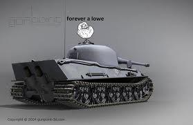 Lowe танк