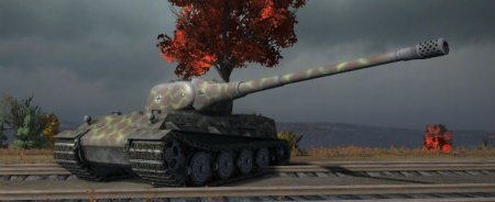 Lowe (Лев) в World of Tanks. Чем прекрасен этот танк?