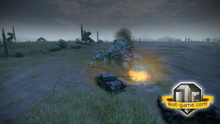 ��� ����� ��� � ���� ��� World of Tanks 0.8.7