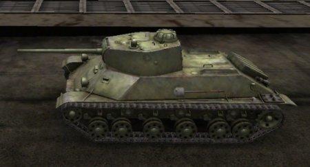 Мод - Сжатые текстуры для клиента World of Tanks 0.8.9