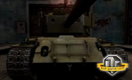 ���� �������� ���������� T26E4 SuperPershing