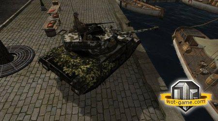 Ошибки при игре на танке Хэлкет