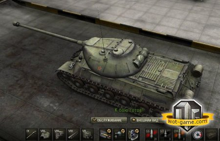 «Щучий нос» или ИС-3 в World of Tanks