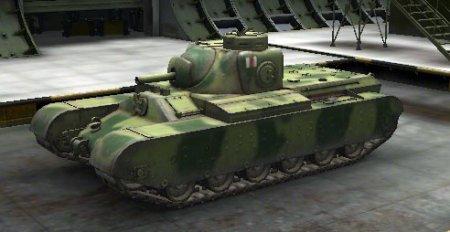 АТ 2. Уникальная ПТ-САУ в World of Tanks