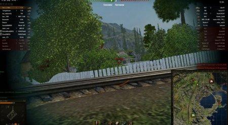 ��� - ����������� ������ ������ World of Tanks 0.9.1