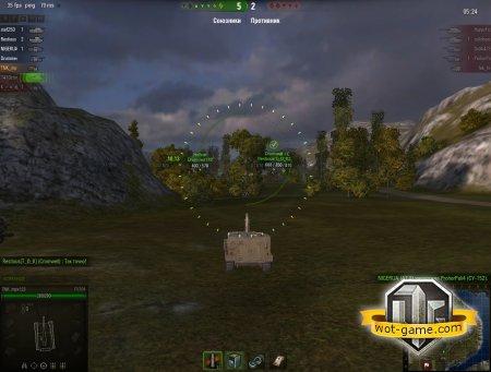 Обзор режима «Командный бой» в WoT