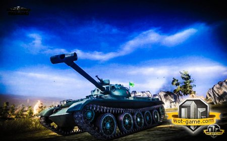 ���� �� WZ-131 � World of Tanks