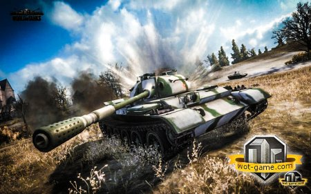 Гайд по WZ-131 в World of Tanks