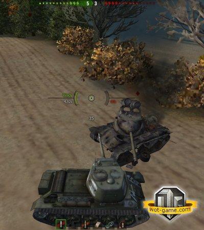 Т-43 - самый средний танк из всех!