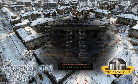 ������ ��� v3.0 ��� World of Tanks 0.8.10