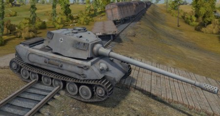 ���� �� VK 45.02 (P) Ausf. A (����������) � World of Tanks