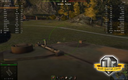 ��� �� ������� ���� � World of Tanks 0.8.10