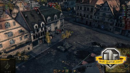 ������ ����� �� Murazor ��� World of tanks 0.8.11