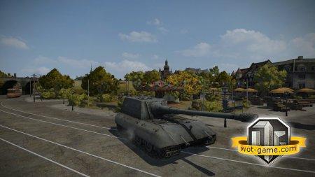 Как играть на ПТ-САУ в игре World of Tanks?