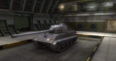 Е-75 - немецкая мощь!
