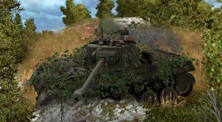 Cекреты игры World of Tanks: Обзор и маскировка.