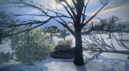 ���� �� ��������� ������� ����� Leopard VK1602