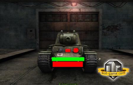 КВ-1 – Первый тяж Советского Танкиста!