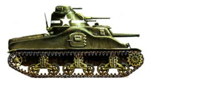 Гайд по американскому среднему танку M3 Lee