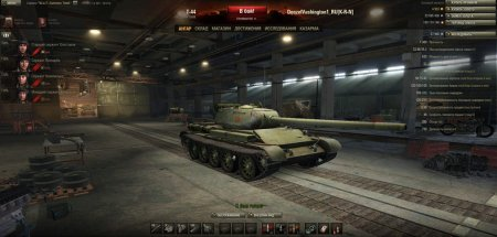 Гайд по Т-44 в игре World of Tanks