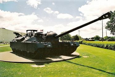 Т95 – Американская мощь.
