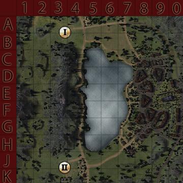 Разбор карты «Ласвиль» в World of Tanks