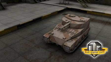 FV304 – Лучшая артиллерия в игре.