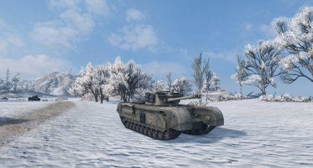 Гайд по Churchill VII в World of Tanks