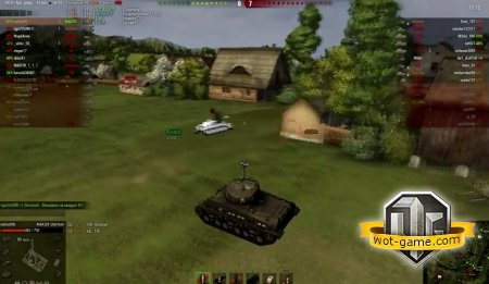 Спасибо нубам за Уолтерса - M4A3E8! (часть 2)