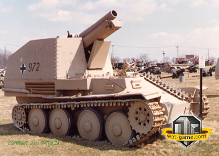 ���� �� �Grille� � World of Tanks