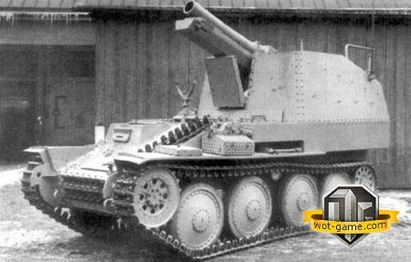"""Гайд по """"Grille"""" в World of Tanks"""