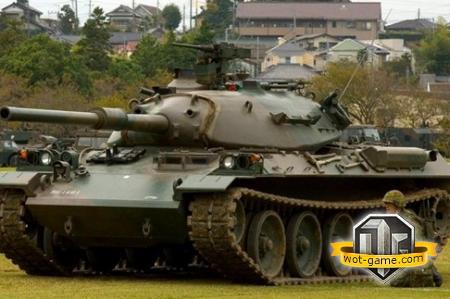 Знакомство с STB-1 в World of Tanks