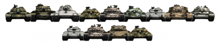 ���������� � STB-1 � World of Tanks