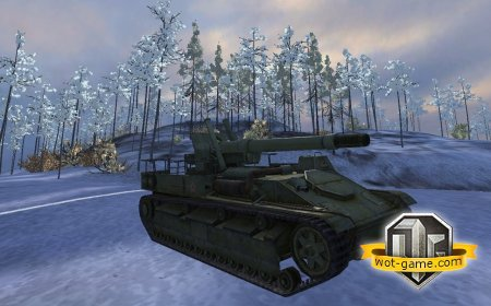 ���������� � ���-8� � World of Tanks.