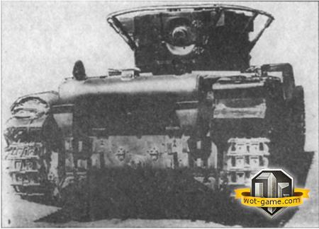 Советский легкий танк Т-46 в WOT