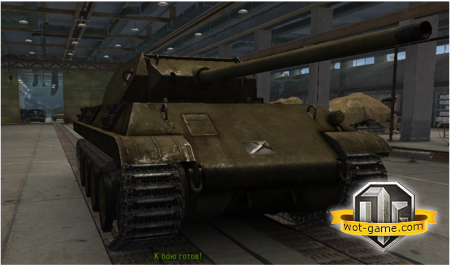 Гайд по танку Panther/M10 в World of Tanks.