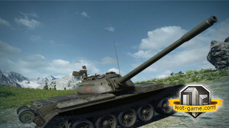 T-54 советский таракан в World of Tanks