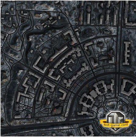 Харьков - новая карта в World of Tanks