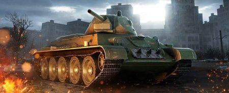 Скачать обновление 0.9.1 в World of Tanks