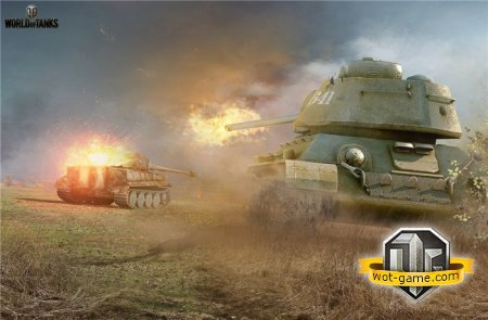 ������� �������� � World Of Tanks