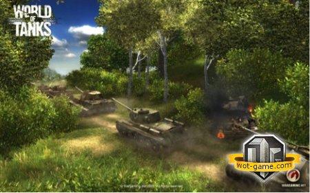Грядущие изменения в игре World of Tanks
