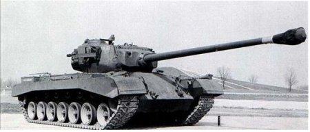 Тактика ведения боя на танке Т32