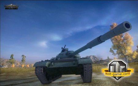 Новый американский лёгкий танк Т-49